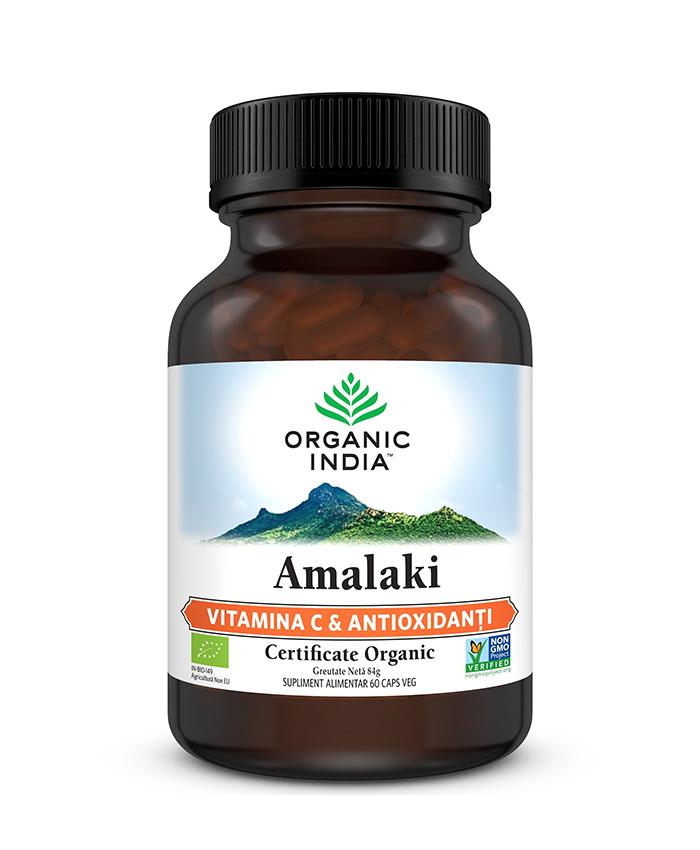 Amalaki | Vitamina C & Antioxidanti Naturali, 60 capsule vegetale*