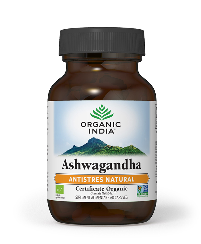 Ashwagandha | Antistres Natural