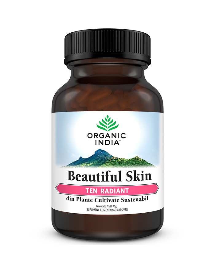 Beautiful Skin | Ten Radiant, 60 capsule vegetale