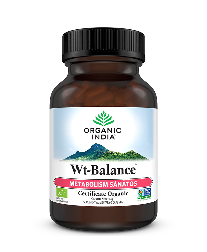 Wt-Balance™ | Metabolism Sanatos, 60 capsule vegetale*