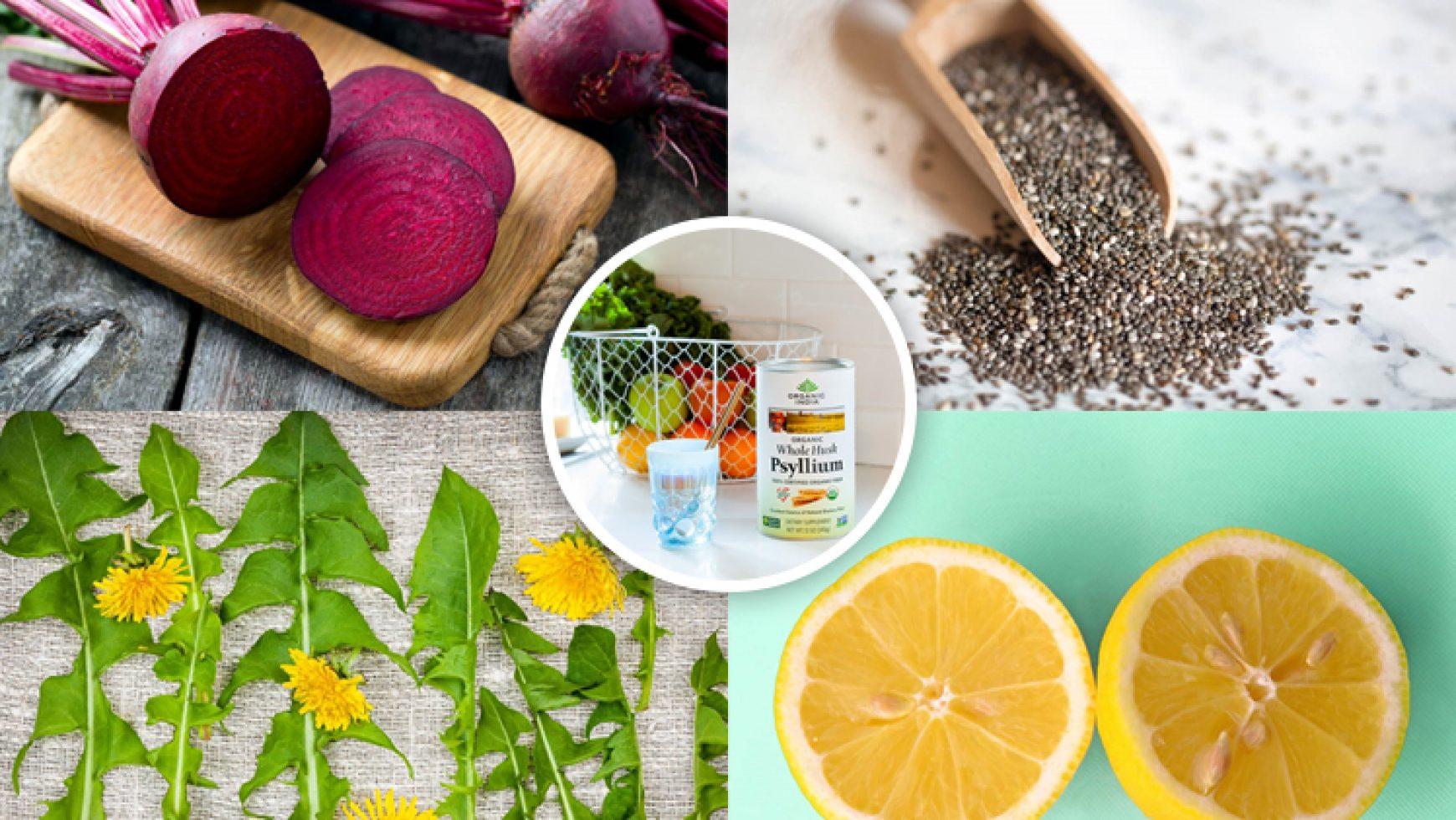 5 alimente despre care nu stiai ca sunt detoxifiante
