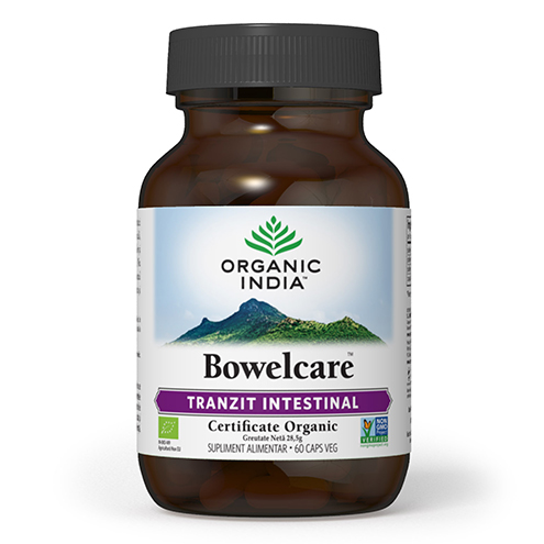 ORGANIC INDIA Bowelcare TRANZIT INTESTINAL