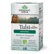 ORGANIC INDIA Tulsi (Busuioc Sfant) Original, Antistres & Energizant