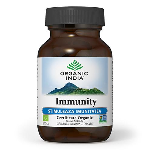 ORGANIC INDIA Immunity Imunomodulator Natural