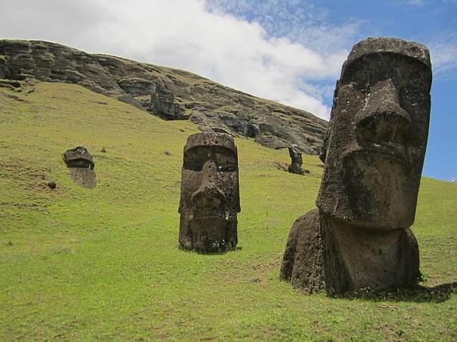 Easter Island organicindia