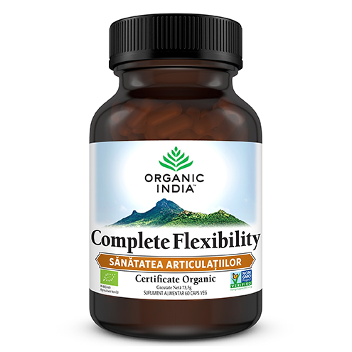 Complete Flexibility | Sanatatea Articulatiilor