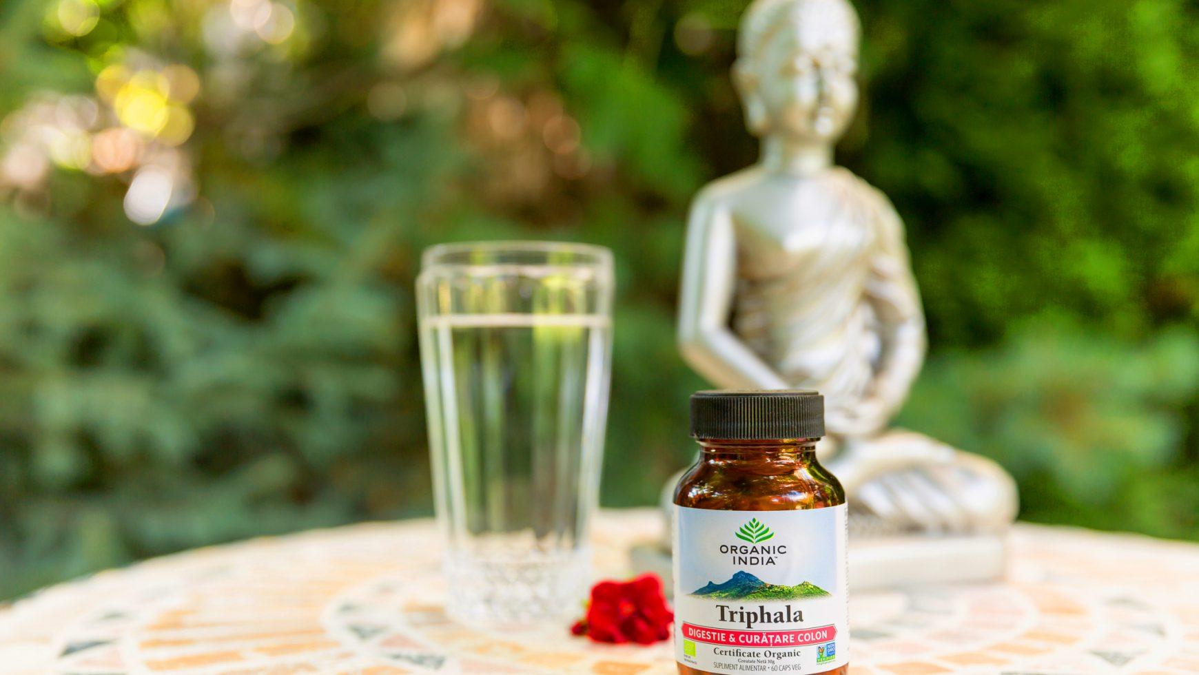 Intrebari frecvente despre Triphala, remediu holistic pentru digestie si curatarea colonului