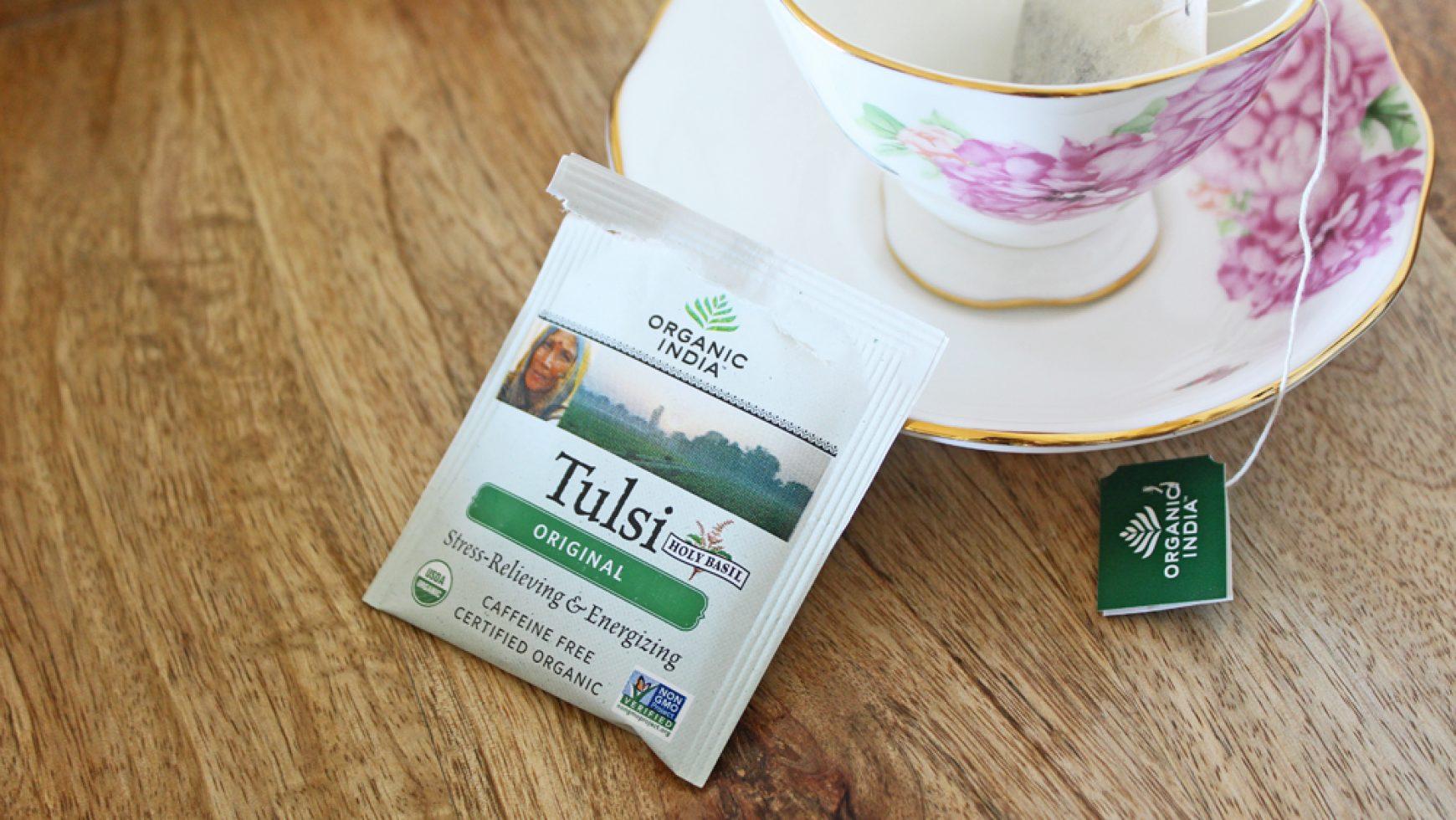Ceaiul Tulsi: ajutorul calatorului intr-o ceasca