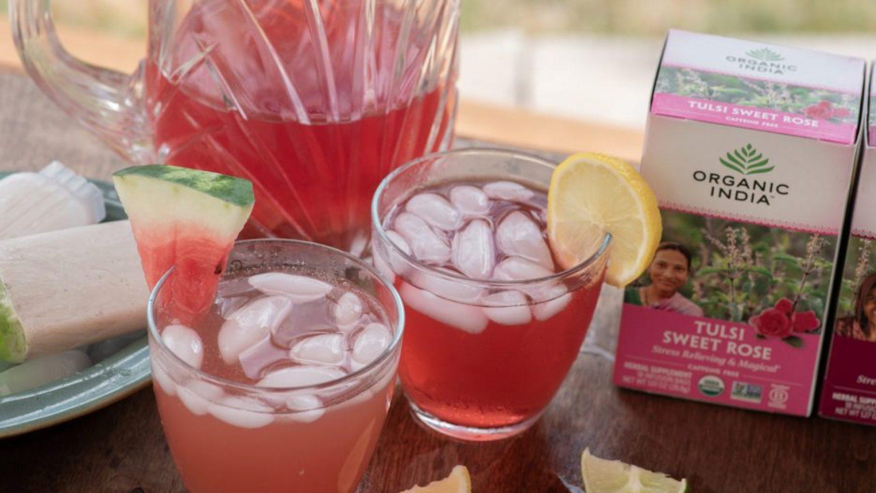 Băuturi răcoritoare cu Tulsi: prospețimea care aduce beneficii